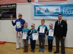 GROT na Mistrzostwach Łodzi w karate WKF