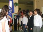 Zakończenie roku szkolnego w PSP w Pieczyskach -28 czerwca 2013r.