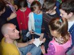Wizyta uczniów PSP w Budziszynku w Dworku na Długiej
