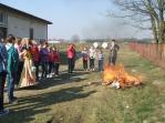 Powitanie wiosny w Pieczyskach