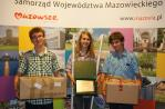 Zbiórka makulatury - ZS w Drwalewie 2013r.