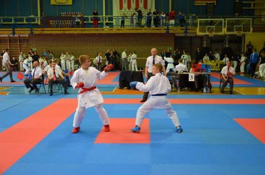 Puchar Polski Karate WKF 2015
