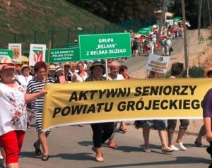 Dzień Aktywności Seniora Powiatu Grójeckiego